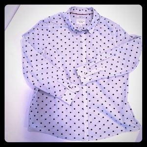 Charter club, Classic,Women's Shirt Shop blouse.